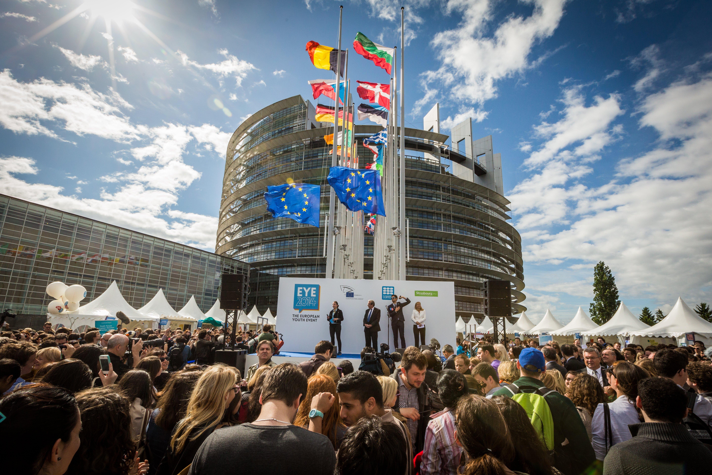 "Noortefestival: ""European Youth Event 2018"""
