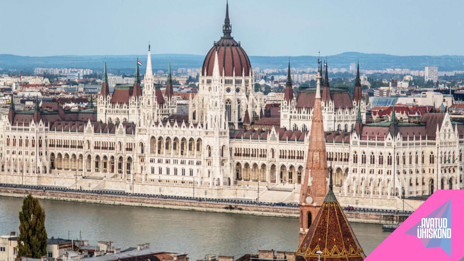 """Noortevahetus Ungaris: """"iCitizen 2.0"""""""